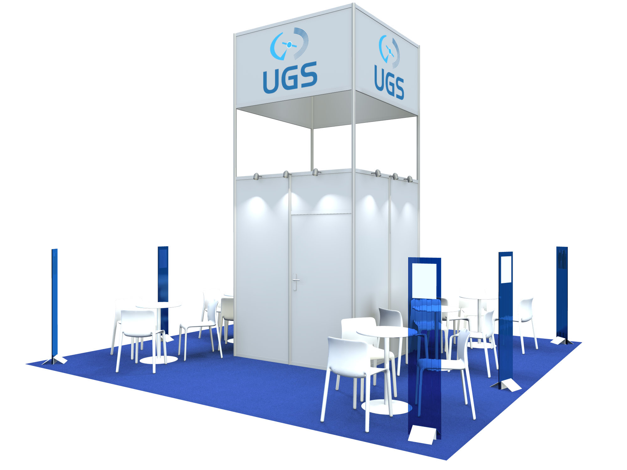 Exhibition Stand Structure : Exhibition stands decoration structures