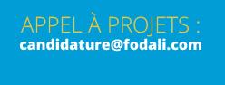 Contact Appel à projets